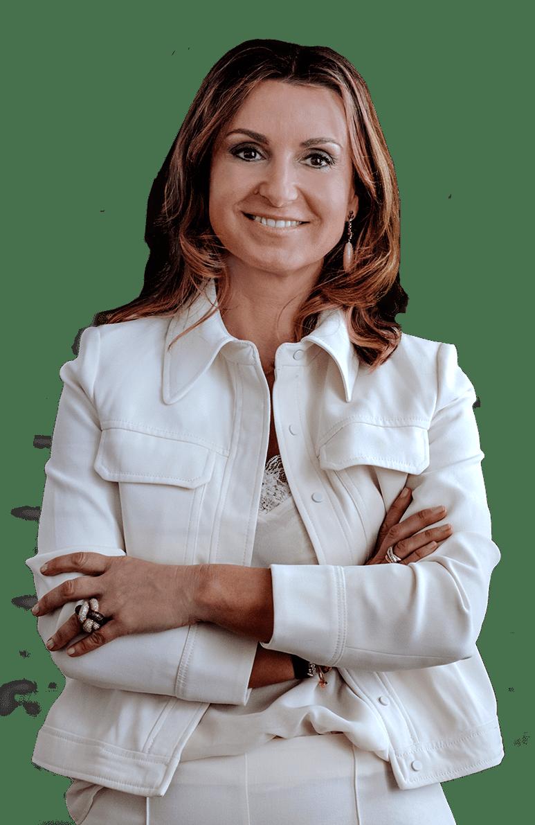 Retrato de Yolanda Díaz Real